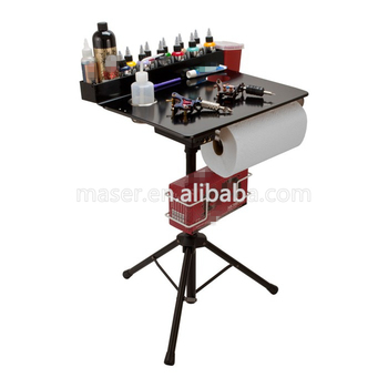 Portable Travel Desk Tray Tattoo Stand For Tattoo Equipment. Tattoo ...