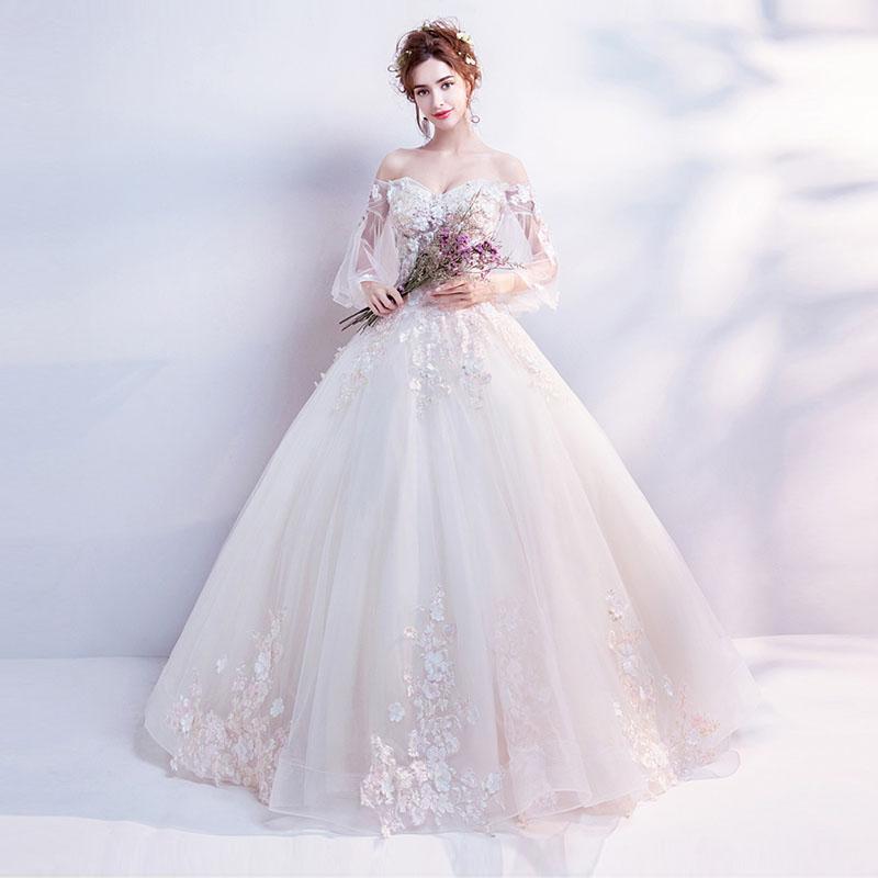 36d20ca26fb8 China wedding dress ball gown wholesale 🇨🇳 - Alibaba