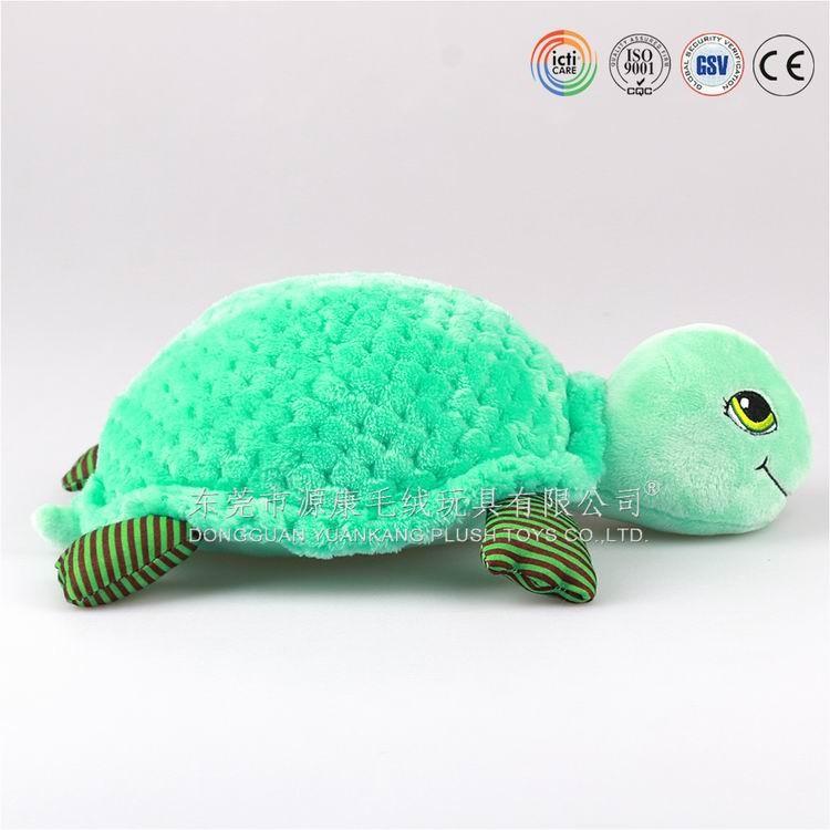 Hi-quality Polyester Stuffed Sea Animals Purple And Pink