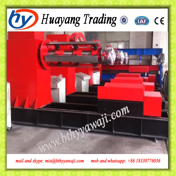 Multifunctional rebar shear line with high quality