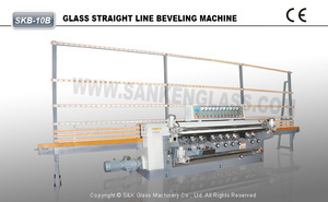 Guangzhou Polishing Machine Glass Beveling machine Price