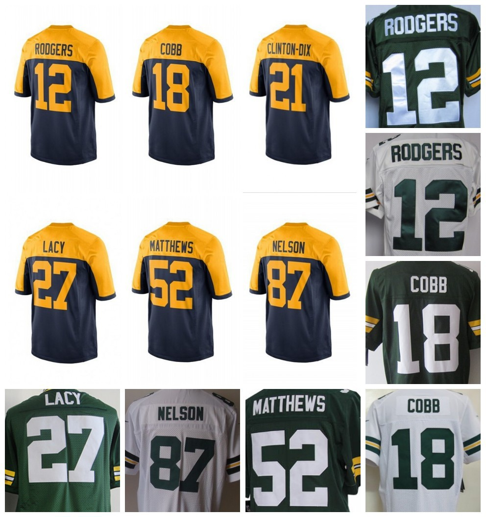 a2d2210de Online Buy Wholesale eddie lacy jersey from China eddie lacy jersey ...