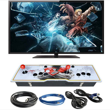 Tv Pc Output 960 / 999 Classic Games Acrylic Board Design 2 Players  Joystick Home Arcade Gaming Machine Arcade Game Station - Buy Gaming  Machine,Home