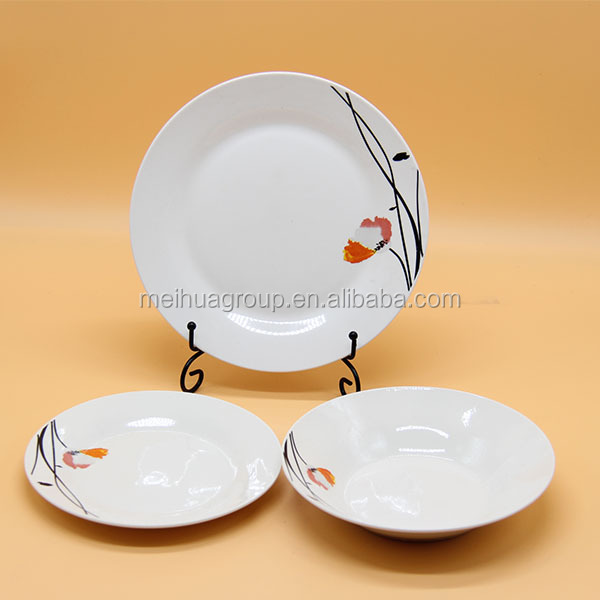 China Porcelain Plate Dinnerware Wholesale 🇨🇳 - Alibaba
