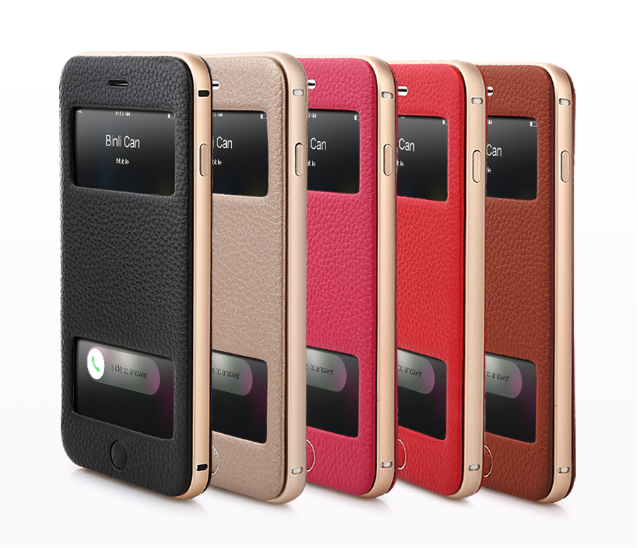 2015Best selling high quality window show phone case for iphone 6s cover