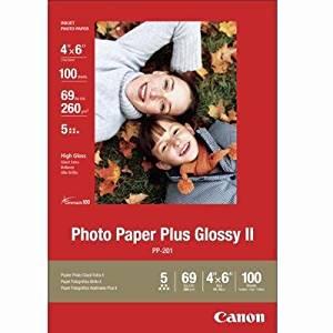 "Pp-201 4"" X 6""/100 Sheet ""Prod. Type: Paper/4 X 6 Photo Paper"""