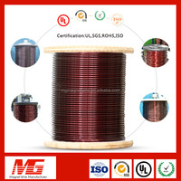 ISO Certificated Class 200 SWG 34 Enamelled Aluminum Wire Specification Cost