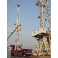 china top drive truck mounted mobile oilfield and gas water well drilling rig machine