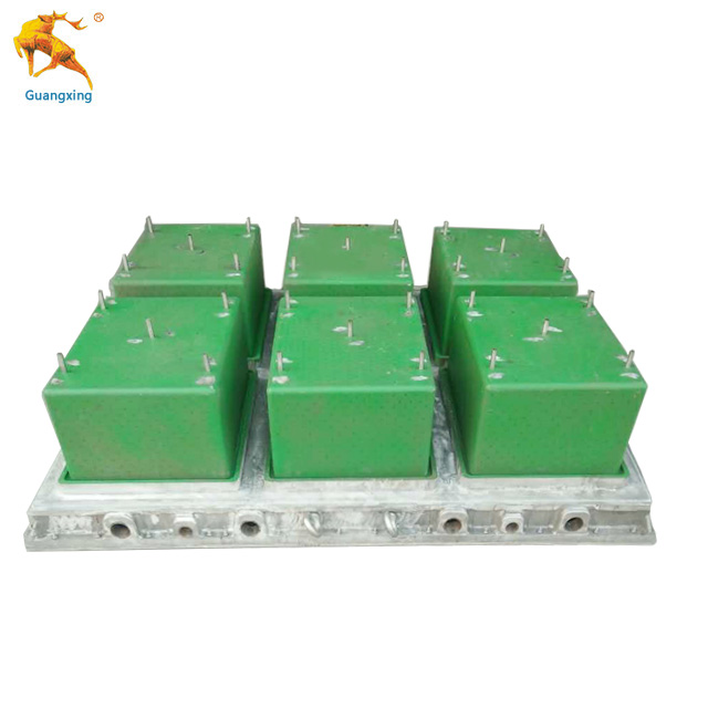 Guangxing Aluminum EPS Foam <strong>Mould</strong> for Fruits Foam Box
