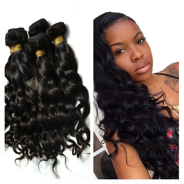Human hair weave for women source quality human hair weave for quality human hair weave for women factory price supply 100 virgin peruvian hair pmusecretfo Image collections
