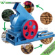 Weiwei garden waste 800kghr wood chipper 8 hp shredder
