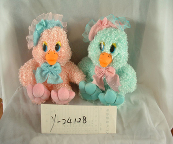 Soft Plush Chick Toy Stuffed Animal Hen Toys For Promotion Gifts