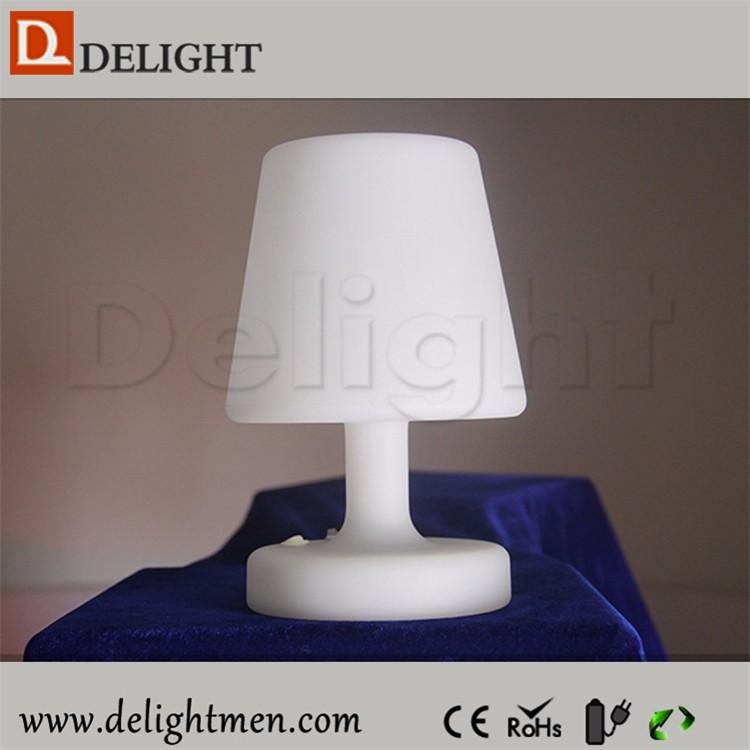 Rechargeable Exterieure Etanche Sans Fil Usb Led Lampe De Bureau Led