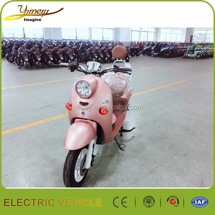 New arrival lovely scoot electric GUIWANG scooter
