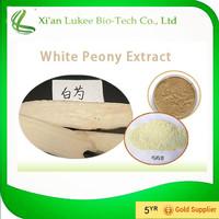 Chinese traditional medicine 10:1 white peony root bark extract/ Paeonolum powder