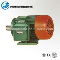 YD three phase 100 hp electric motors