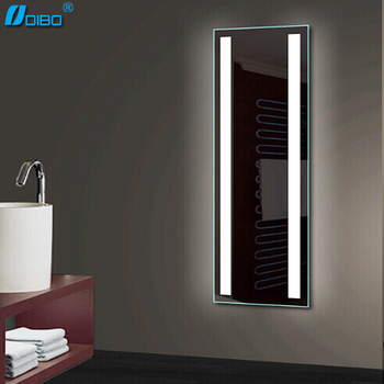 Wall Mounted Full Length Lighted Dressing Room Mirror