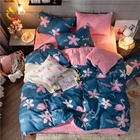 High Quality Cheap Price Custom A 100% Cotton B Flannel Fashion Bedding Sets Home Textile For Sale