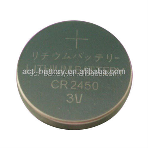 1 unid reloj bater a de litio cr2450 3 v bater as de pila de bot n identificaci n del producto. Black Bedroom Furniture Sets. Home Design Ideas