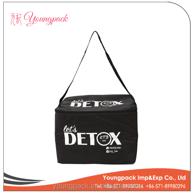Promotional Insulated Freezable Cooler Neoprene Ice Lunch Bag for Kids