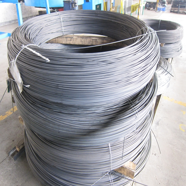 Multifunctional Good faith good price Oil tempered spring wire for air recycling