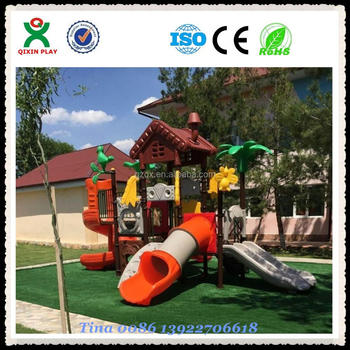 Play Area Equipmentcartoon Playground Montessori School Playground