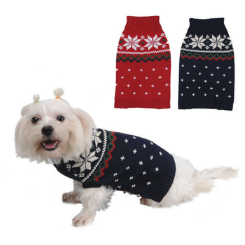 Dog Christmas Sweater.Pet Acrylic Knit Snowflake Dog Christmas Sweater Buy Dog Christmas Sweater Pet Dog Christmas Sweater Snowflake Dog Sweater Product On Alibaba Com