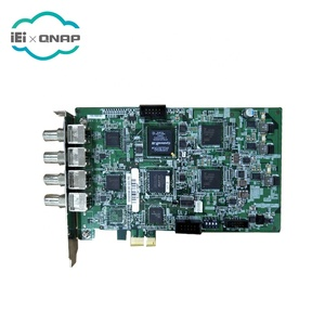 IEI HDC-502E-R10 PCIe Video/Audio Capture Card with Two Channel 3G-SDI Loop Output/ 1920x1080@60p and H.264 Hardware Encoder