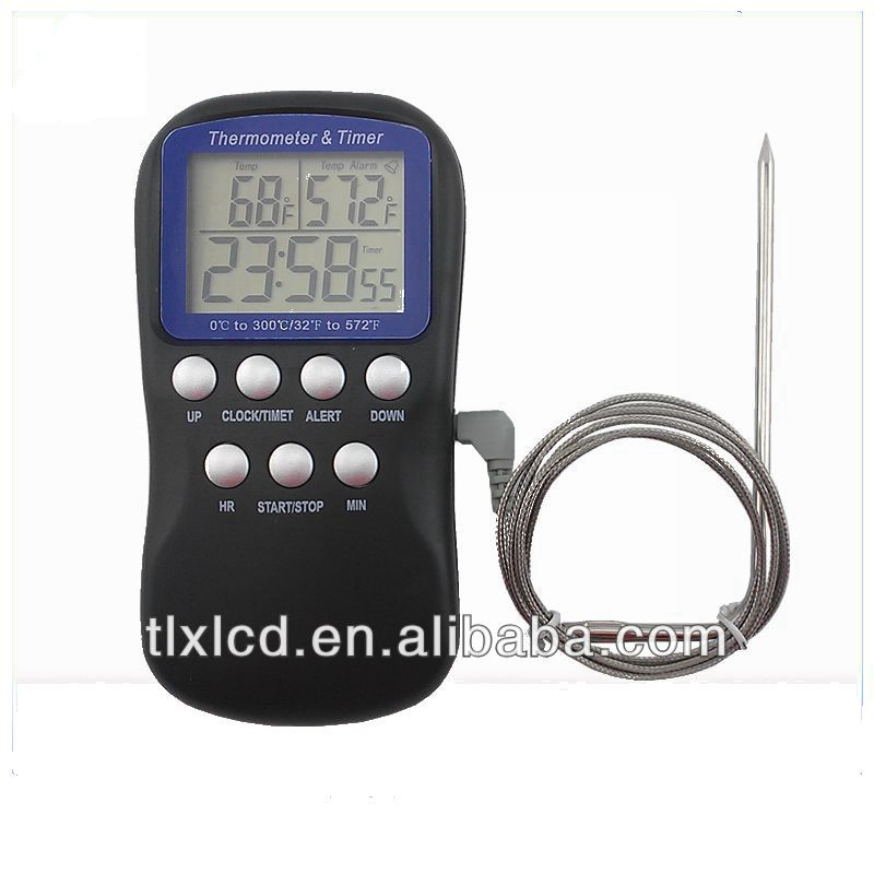 Thermometer Factory Candy Milk Food Digital Termometro thermometer