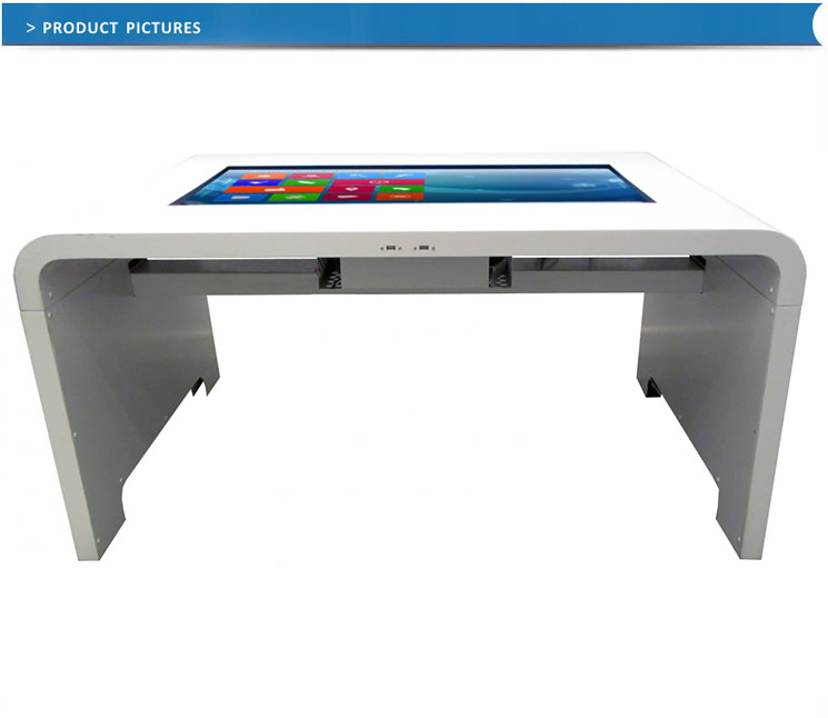 55 Inch Waterproof Interactive Touch Table, Multi  Touch Screen Table