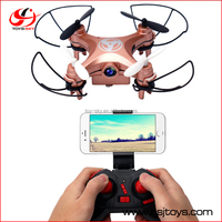 Chinese toy manufacturers Accept Custom 2.4Ghz 6 Axis Mini nano micro wifi remote RC Helicopter circuit boards with camera