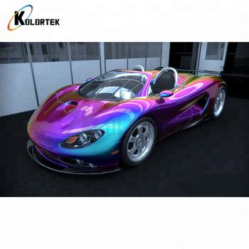 Car Paint Colors >> Car Paint Colors Chameleon Pigment Color Changing Chameleon Pigment