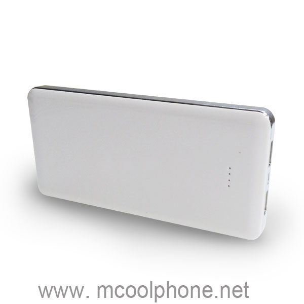 cell phone accessory Super fast charge 12000mah portable power bank charger