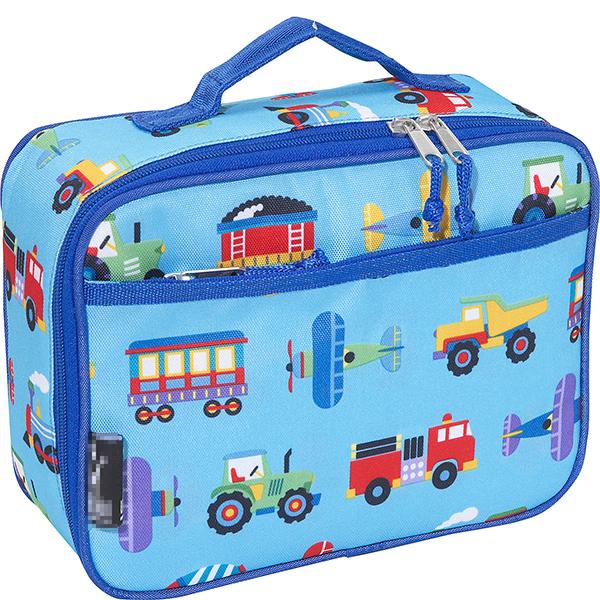 Product Description Best Er Car Print Boys Lunch Bags Children For School
