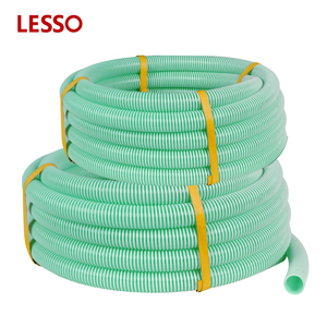LESSO hydraulic flexible PVC Hose pvc lay flat suction hose