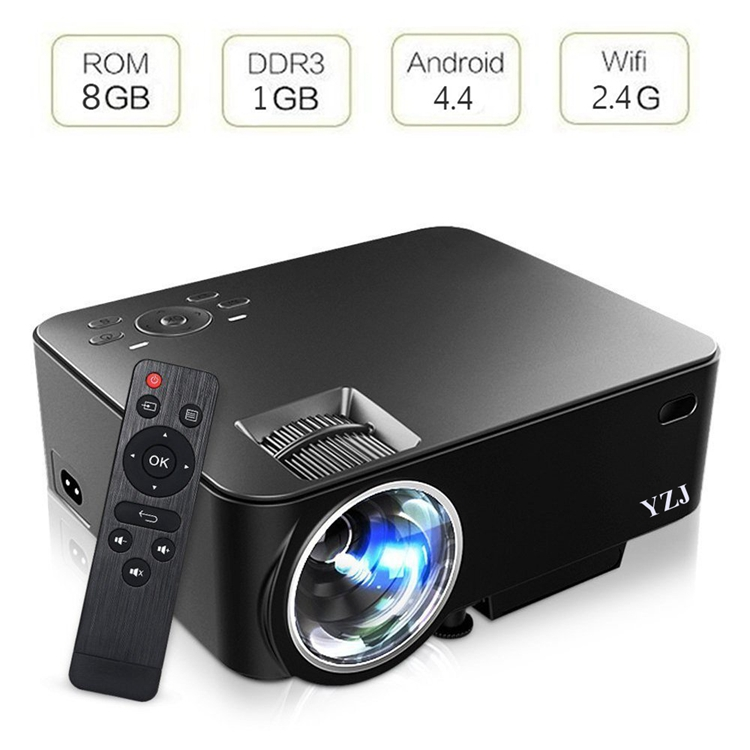 Factory mini projector android system full hd led pocket projector