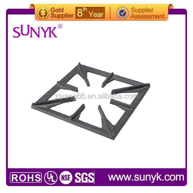 cast iron grid for cookware for gas range protectors