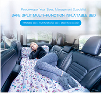 car travel inflatable mattress air bed,car bed travel,