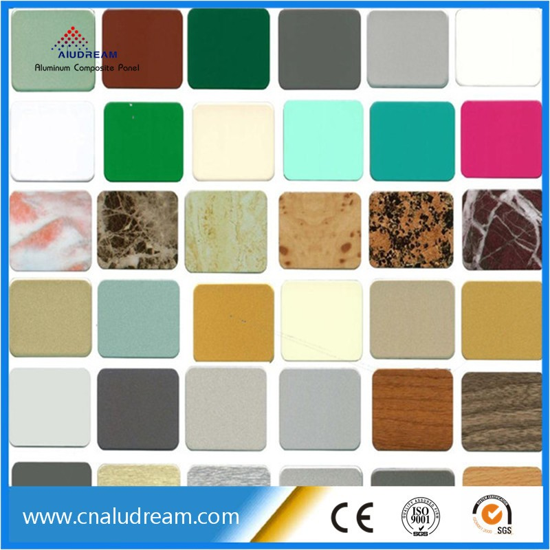 Acm Ral Color Chart For 4Mm Aluminum Composite Panel Cladding