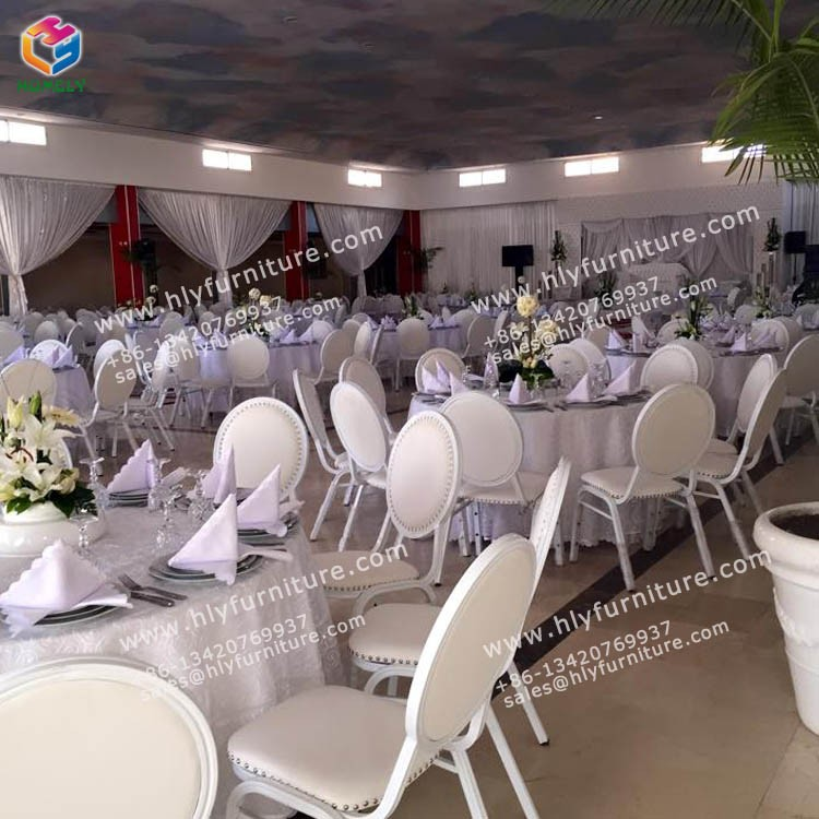 High quality cafe folding banquet table for hotel banquet