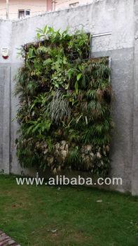 Living Wall Vertical Garden Green Wall Grass Flower Vegetable Planters