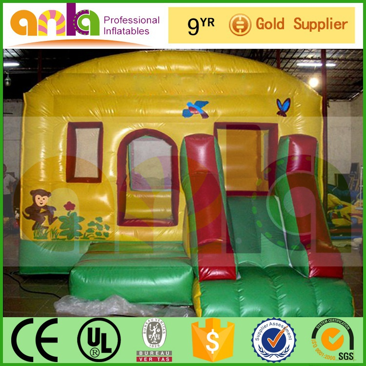 inflatable water blob bouncer for foreign trade