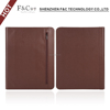 New arrival made in China factoty pu leather zipper bag eva foam tablet case for apple ipad air 3 for ipad pro