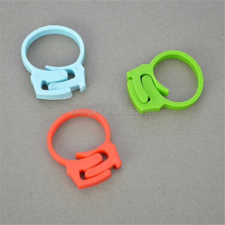 Boomray Plastic PP material cable organizer suspender clips wholesale