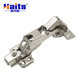 165 Degree Full overlay Hydraulic Brass Buffer Kitchen Cabinet Door Corner Hinge