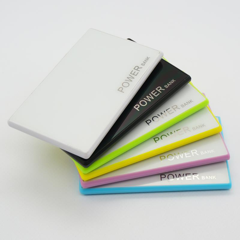 New design portable power bank with great price