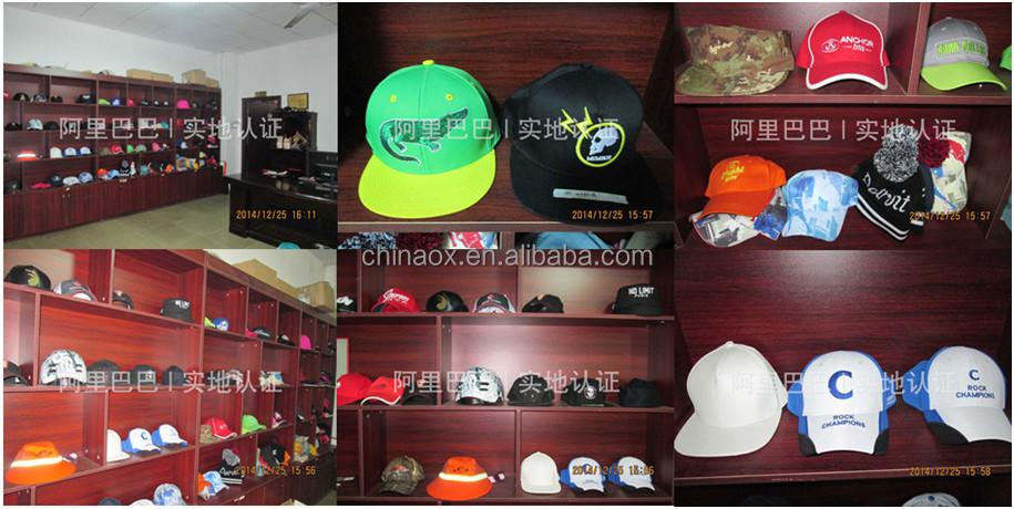 6 Panel Custom Baseball Cap Baseball Hat With High Quality ...
