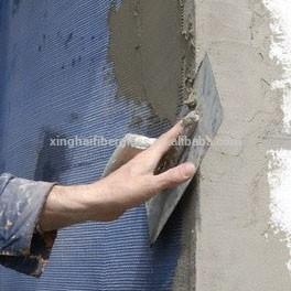 De malla de fibra de vidrio para la construcci n de la for Malla de construccion