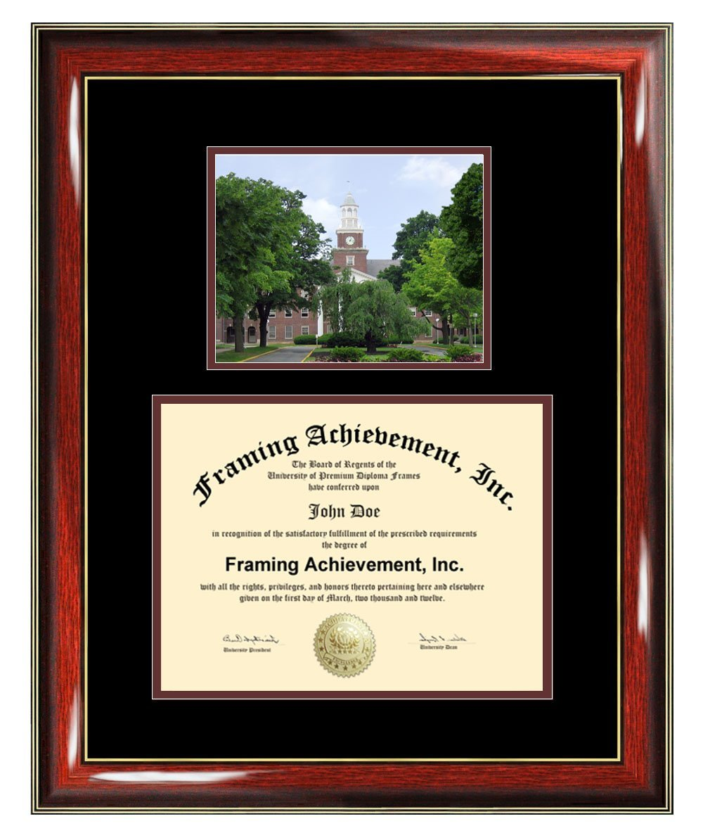 Lafayette College Diploma Frame Graduation Degree Frame Matted Certificate Plaque University Framing Graduate Gift
