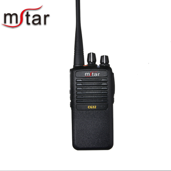 New digital portable walkie talkie Clarigo CG32 with CE,FCC certificate